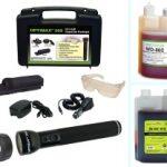 スペクトロライン | 油圧作動油リーク検知システム | リークラボ・ジャパン