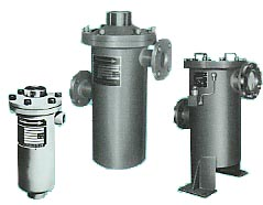 VLM-R型   目詰まり検知低圧ラインフィルタ   増田製作所