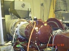 (株)スターリングエンジンのバイオマス燃焼発電システム
