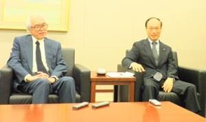 (左)木村氏,(右)瀧本氏