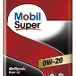 モービル スーパー 0W-20