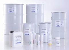 カシーダチェーンオイル1500(食品機械用潤滑剤)  レッドアンドイエロー