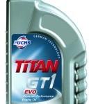 TITAN GT1 EVO SAE 0W-20 | ダウンサイジングエンジン用省燃費エンジン油 | フックスジャパン