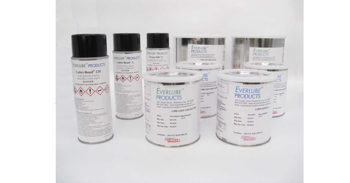 ルブリボンドA(低公害型製品) | MILスペック固体被膜潤滑剤 | サン・エレクトロ