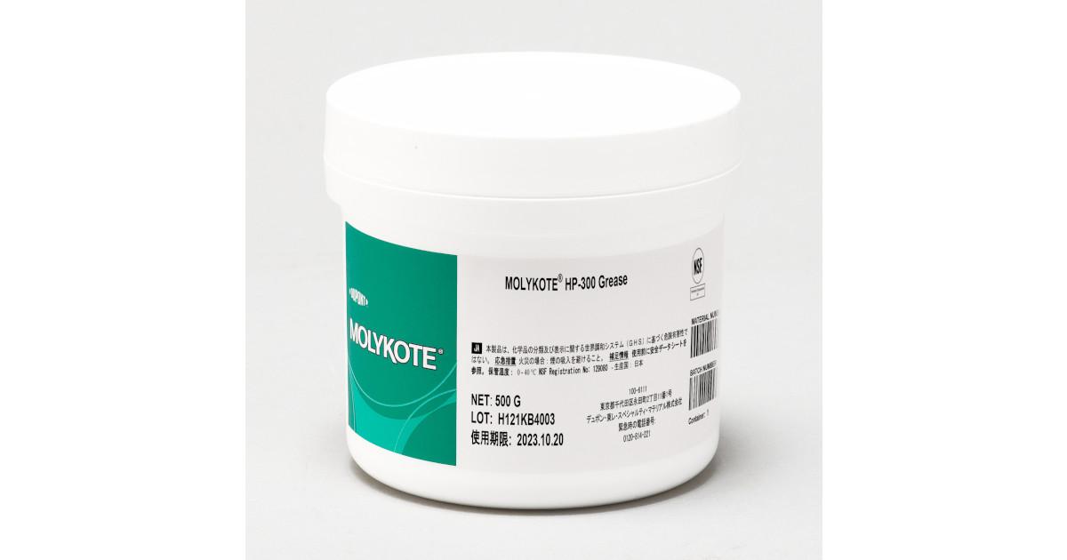 モリコート(R) 耐化学薬品・耐溶剤性潤滑剤 | 東レ・ダウコーニング