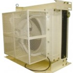 ATS型 | 空冷式オイルクーラ | 大生工業
