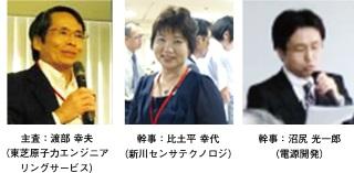 写真1 2015年からの委員
