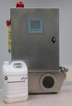 CHP社マイクロドライ潤滑システム