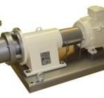PUCコロイドミル | 潤滑グリース用分散装置 | マウンテック