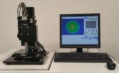 測定機能付微細塗布装置