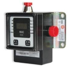 ROC | 小型オンライン油中コンタミモニタ | JFE商事エレクトロニクス