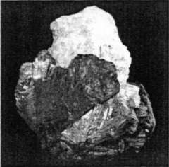 二硫化モリブデン鉱