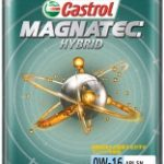MAGNATEC HYBRID 0W-16 | 超低粘度全合成エンジンオイル | カストロール