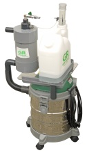 微細粉塵用ミスト式集塵装置 | ガリュー