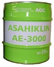 アサヒクリンAE-3000 | 環境にやさしい脱フロン溶剤 | AGC