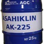 アサヒクリンAK-225 | 臭素系溶剤代替のフッ素系溶剤 | 旭硝子