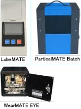 簡易潤滑油診断装置シリーズ