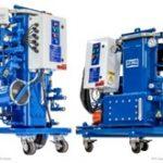 V1真空脱水装置(可搬式) | 真空脱水装置 | プラントサービス