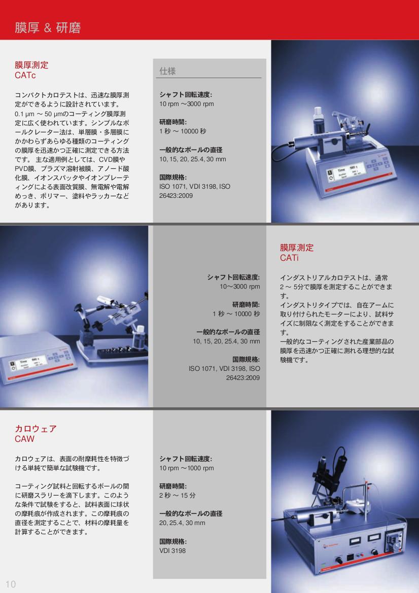 カロテストCAT(2)