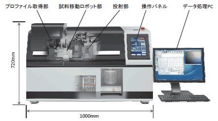 卓上型 MSE試験装置
