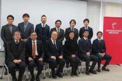 日本企業9社が出展内容をプレゼンテーション