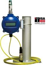 e-SWiNS(2.4GHz帯) | 防爆型 ISA100ワイヤレス振動センサ | 新川電機