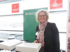Schaefflerの展示ブース