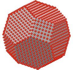 ナノダイヤモンドのグラフィックイメージ