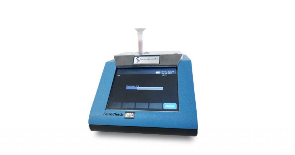 FerroCheck (フェローチェック) 2000シリーズ | 金属フェログラフィー測定器 | エスティーエム