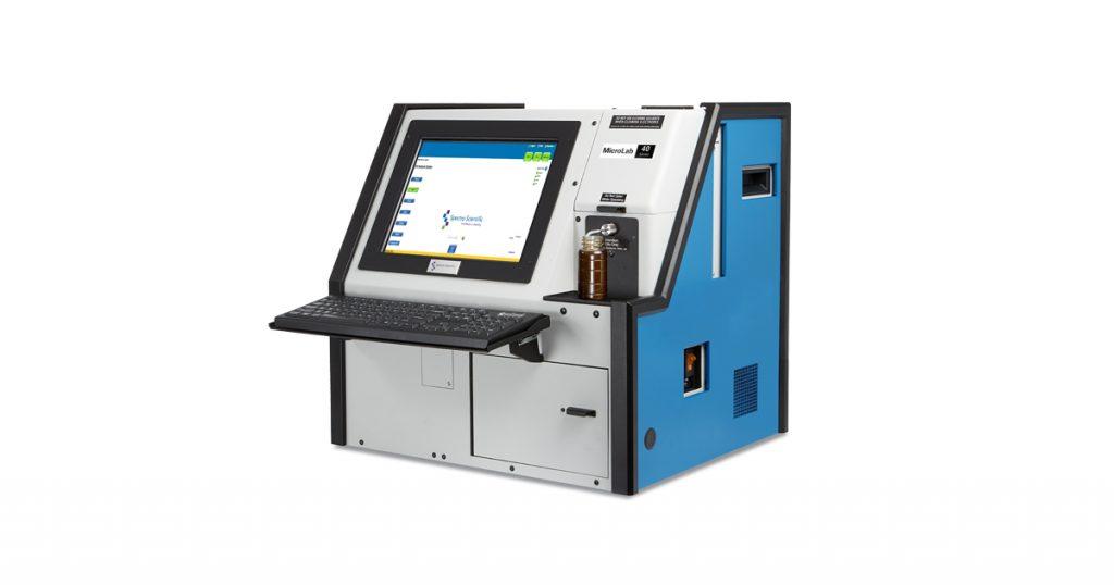 MicroLab (マイクロラボ) シリーズ | オンサイト型オイル分析システム | エスティーエム