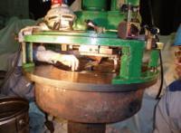 化学会社現地機械加工-現地機械加工
