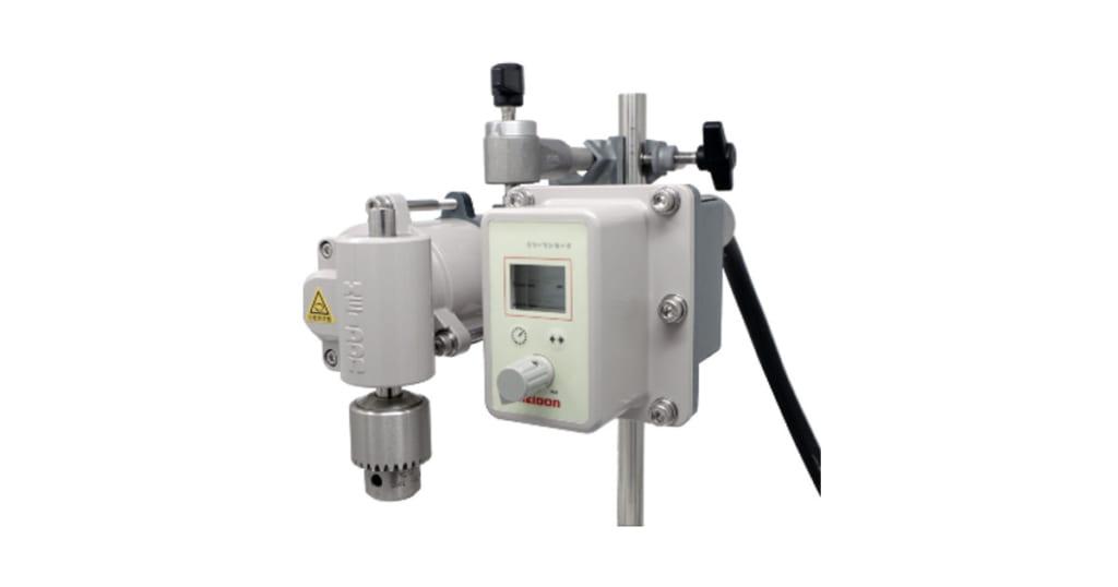 スリーワンモータEx | 耐圧防爆撹拌機 | 新東科学