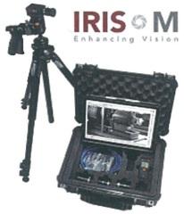 RDI Technologies社製 IRIS M-振動可視化測定サービス