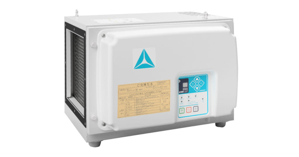 EM-8e III   電気集塵式オイルミストコレクター   アマノ