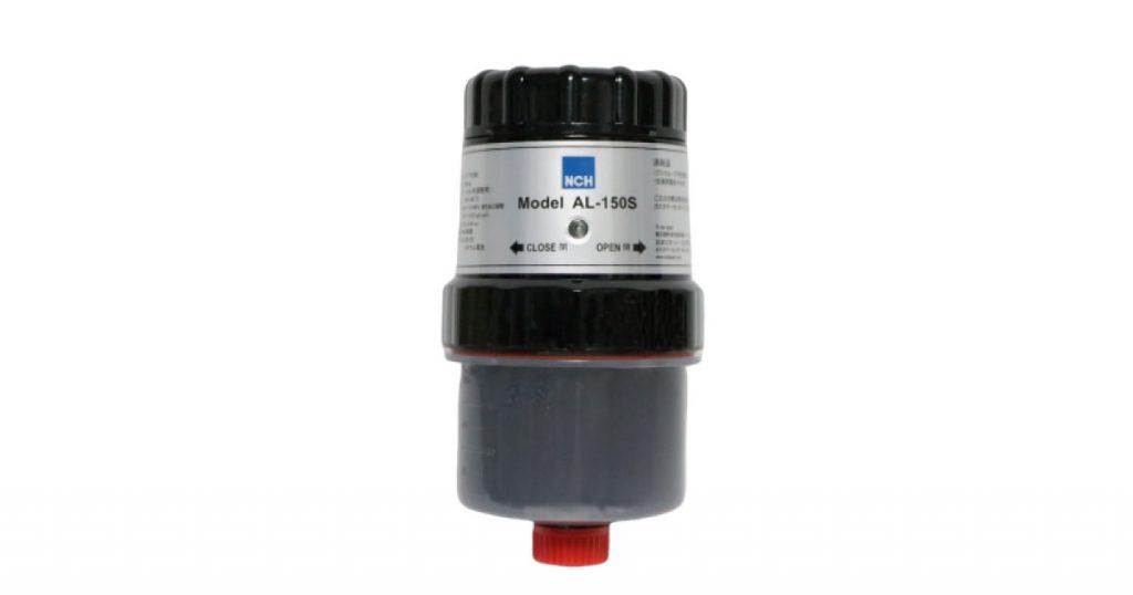 グリースフィーダー AL-150S,AL250L   グリース自動給脂装置   日本エヌ・シー・エイチ