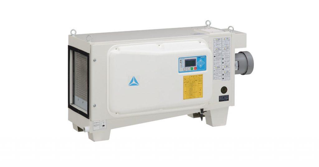 EM-SC II Ltシリーズ | 低価格セルフクリーニング電気集塵式ミストコレクター | アマノ